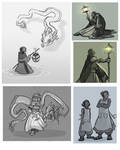 Litt- Doodles