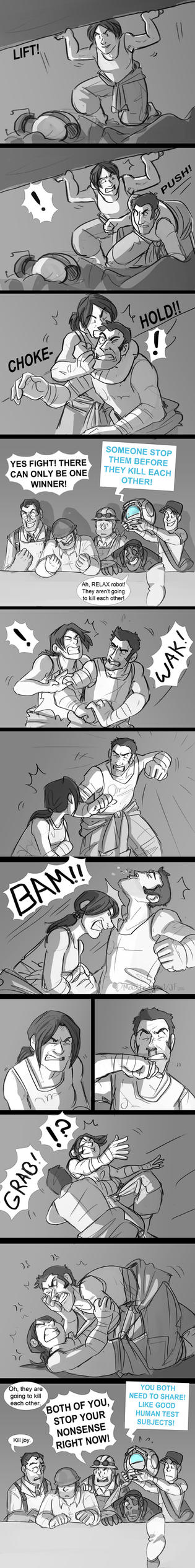 TF2-Long Lost Pg. 76 by MadJesters1