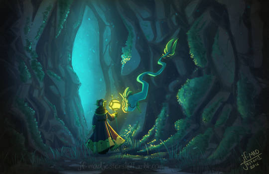 Litt- The Cave