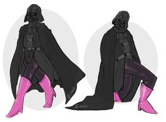 Darth Vader- LEGS