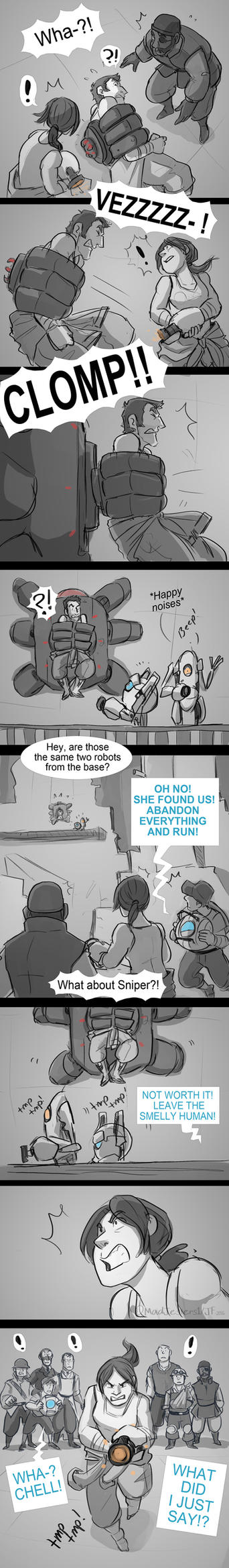 TF2-Long Lost Pg. 79 by MadJesters1