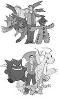 Pokemon- Art Gifts