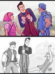 Lazy Town-Redraw by MadJesters1