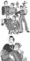 Lazy Town-Warm Ups by MadJesters1