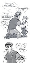 Lazy Town- Father and Son 2 by MadJesters1
