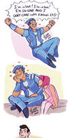 Lazy Town- Love Struck by MadJesters1