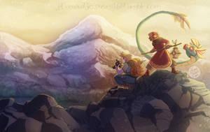 Litt- The Climb by MadJesters1