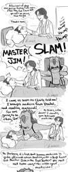 Troll Hunters- Jim's Health by MadJesters1
