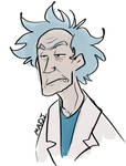 Doodle-Rick