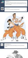 Chell and Sniper