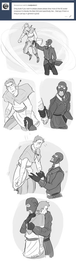TF2-Avatar-Scout and Spy