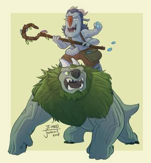 Troll Hunters- FIGHT