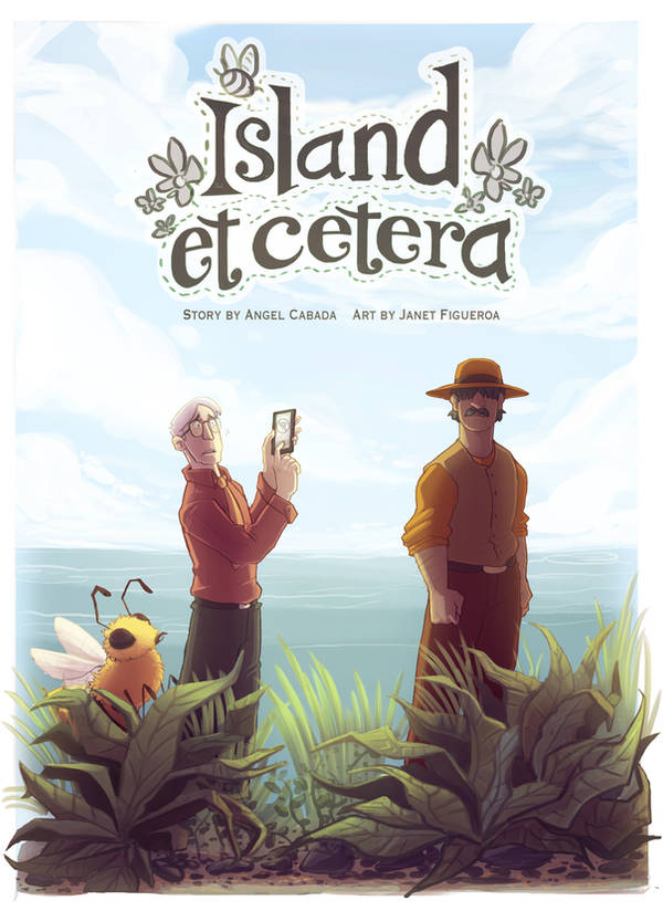 Island Et Cetera-CoverPage by MadJesters1