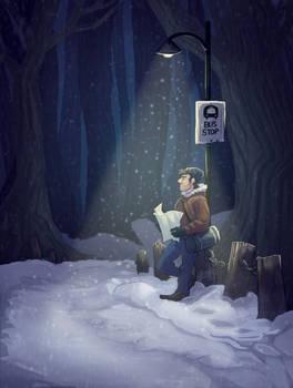 Wayfaring Strangers-On the road to GravityFalls