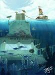 Environment Design-WaterWorld