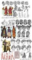 Litt- Character Sheets