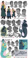 TToA- Character Sheets