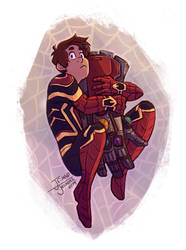 Avengers- Hi I'm peter by MadJesters1