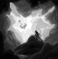 Litt- The Caves by MadJesters1