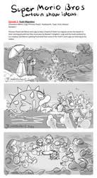 Super Mario Bros Cartoon- Ep.2 Yoshi Migration