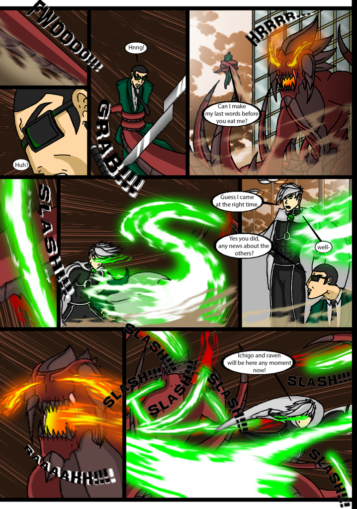 Naruto Crossovers Devil May Cry Fanfiction - 0425