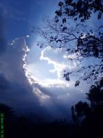 sky.. by dheeka