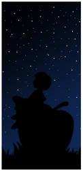 silent night... by dheeka
