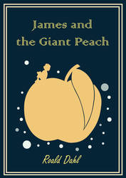 James and the Giant Peach ~cover~