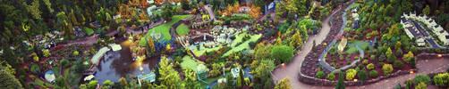Model Village by dheeka