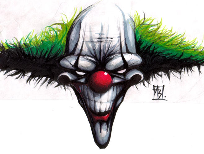 1000+ images about Clowns on Pinterest | The devil's ...