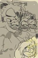 :Satashi x Bryan: A Good Dad by deykilledkenny