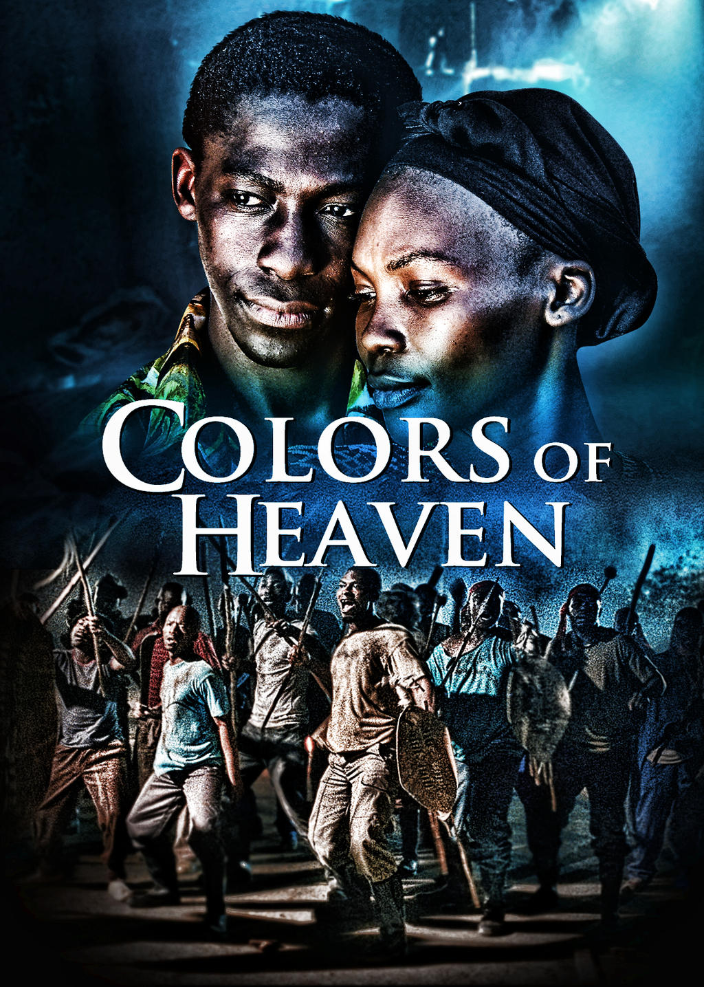 Colors Of Heaven Vertical by Aminox-Gfx