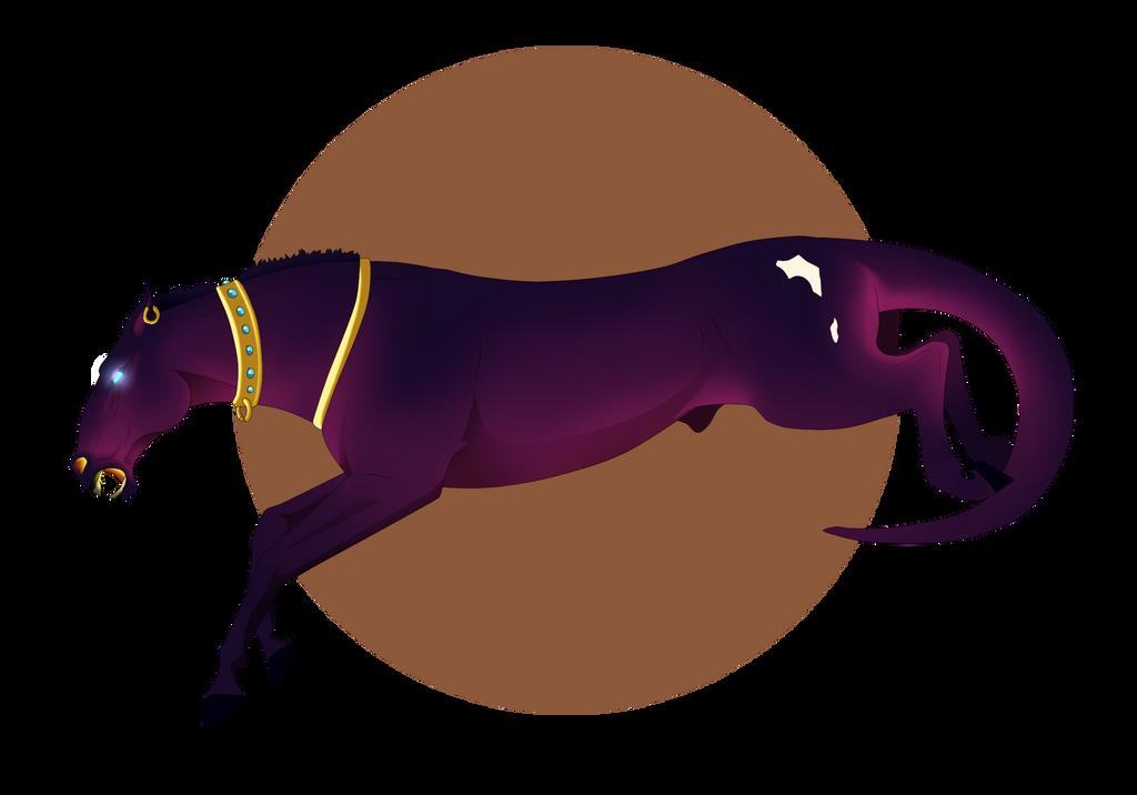 X2878 Purple People Eater by Sashafras