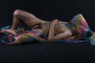 Rainbow man - Pedro-495 by Finexposure