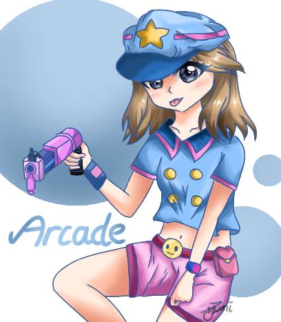 ArcadeSprit (Commission)