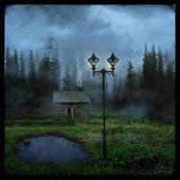 Fields Of Mist by IrondoomDesign