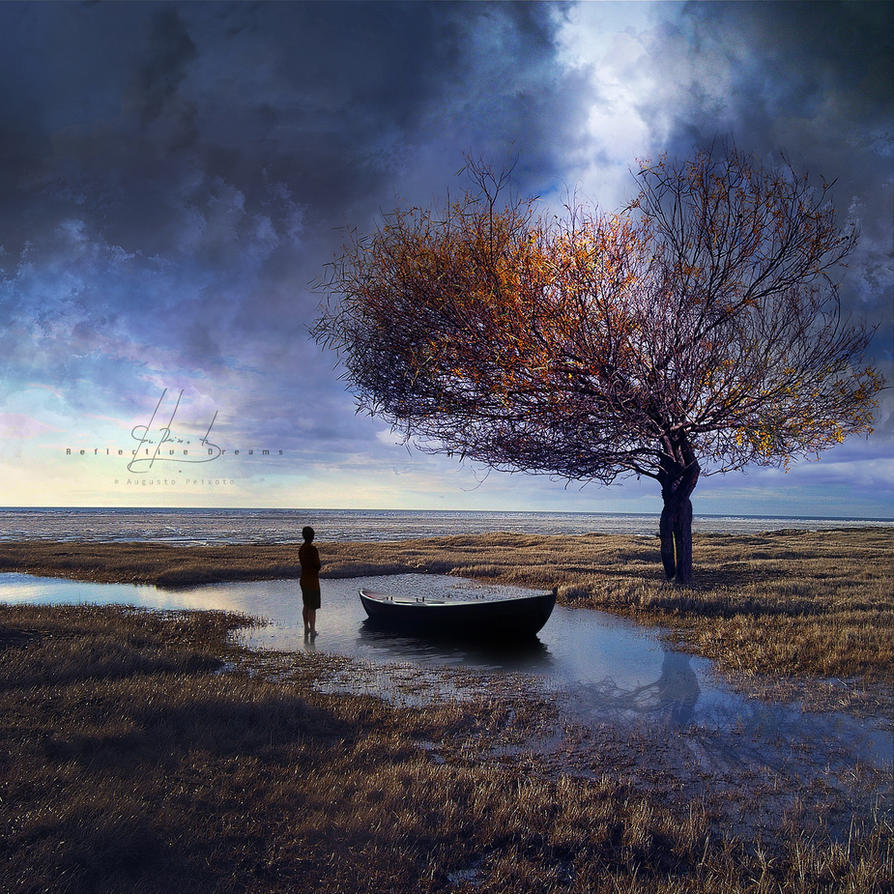 Reflective Dreams by IrondoomDesign
