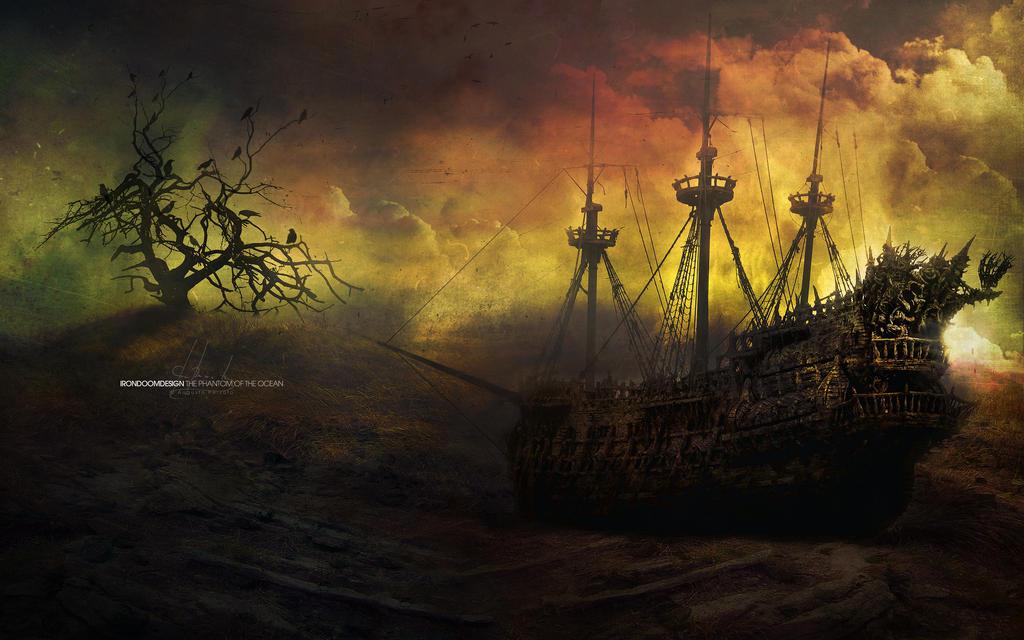 The Phantom Of The Ocean by IrondoomDesign