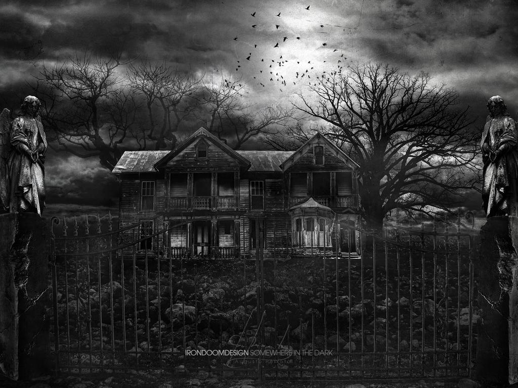 Somewhere In The Dark by IrondoomDesign