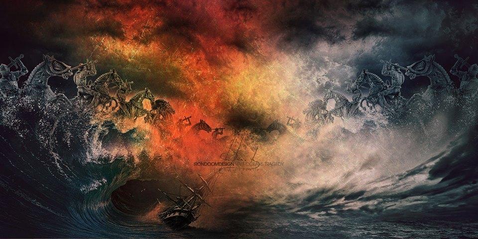 Vast Oceans Tragedy... by IrondoomDesign