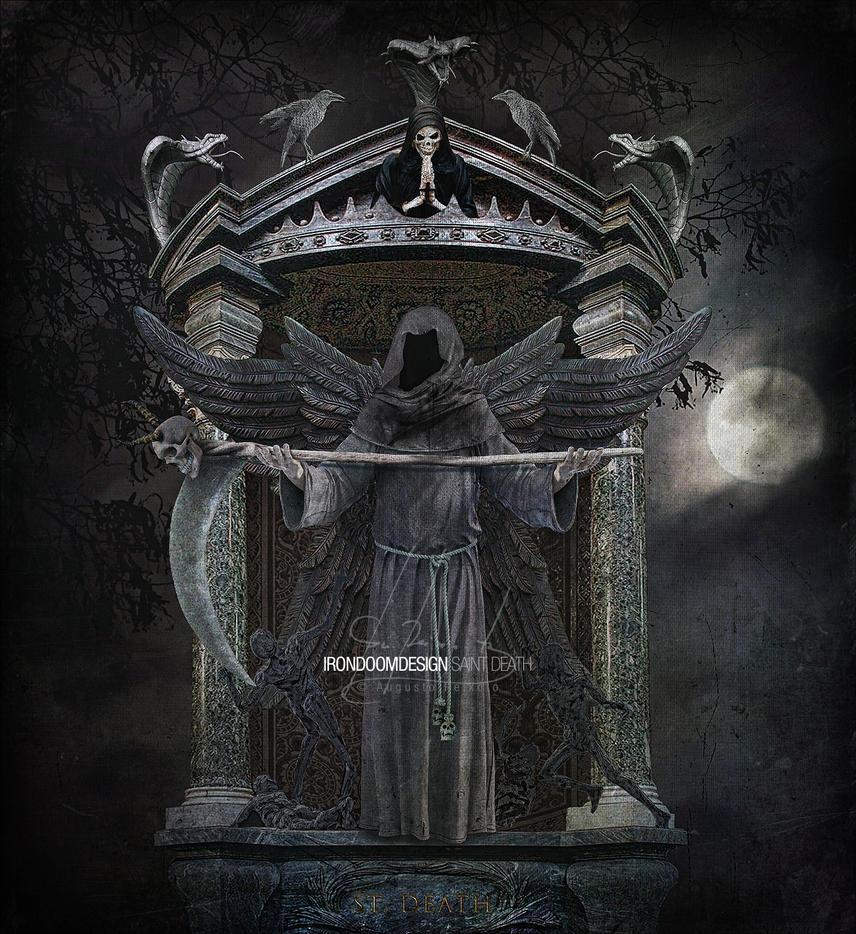Saint Death by IrondoomDesign