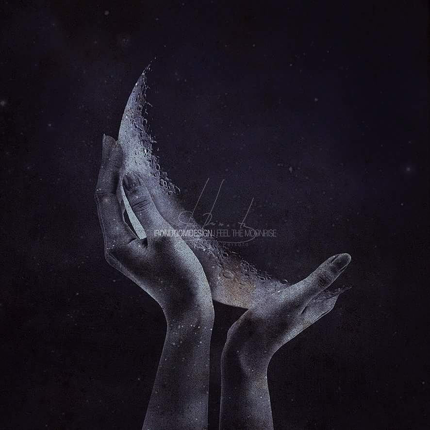 I Feel The Moonrise by IrondoomDesign