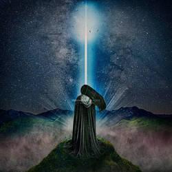 See the light tonight flashing through the sky by IrondoomDesign