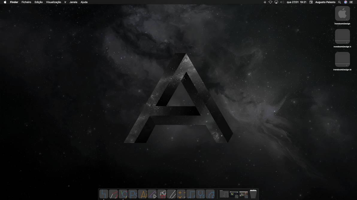 IrondoomDesign Desktop 2021