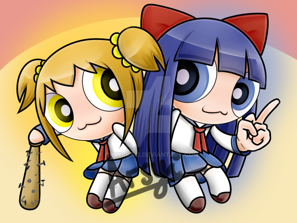 Puffed Pop team epic by Arsyi-Ra12