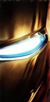 Iron Man by McKinster
