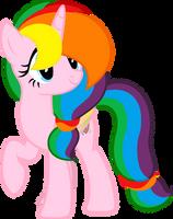 [RQ] Rainbow Splash by Pegasski