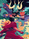 Joy Boy vs Hundred Beast