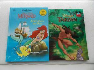 Tarzan and Mermaids