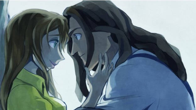 Tarzan and Jane Fics